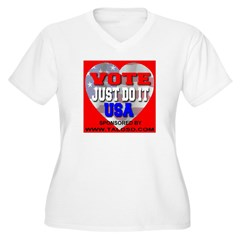 Vote Just Do It USA T-Shirt