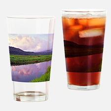 Hanalei Dawn Kauai Drinking Glass