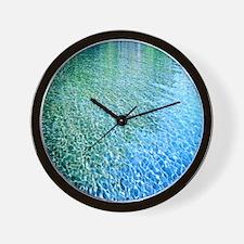 Kee Lagoon Kauai Wall Clock
