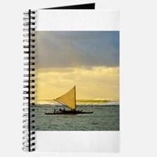 Tropical Sunset Sail and Surf Journal