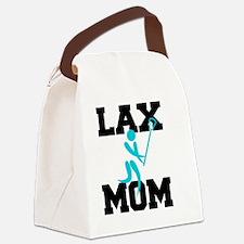 Cool Lacrosse moms Canvas Lunch Bag