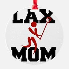 Cute Lacrosse moms Ornament