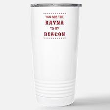RAYNA to DEACON Travel Mug