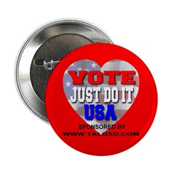 Vote Just Do It USA 2.25