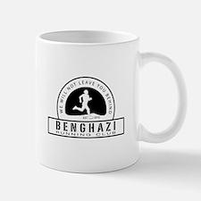 Benghazi Running Club Mug Mugs