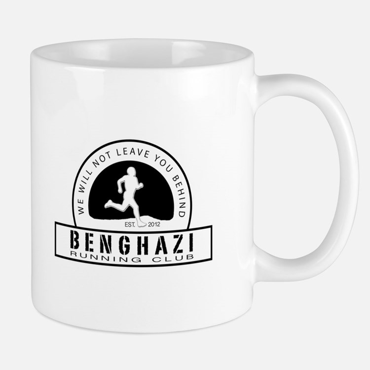 Benghazi Running Club Mug Mugs