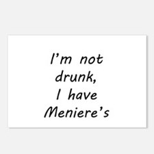 I have Meniere's Postcards (Package of 8)