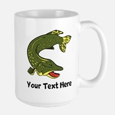 Northern Pike (Custom) Mugs