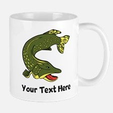 Northern Pike (Custom) Mugs
