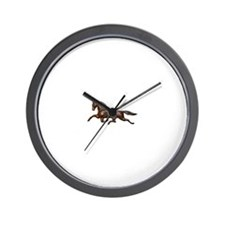 Trot Wall Clock