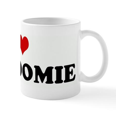 I Love MY ROOMIE Mug
