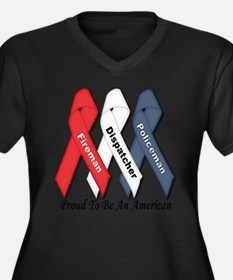 Proud American Plus Size T-Shirt