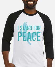 I Stand For Peace Baseball Jersey