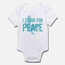 I Stand For Peace Infant Bodysuit