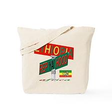 REP ETHIOPIA LION Tote Bag