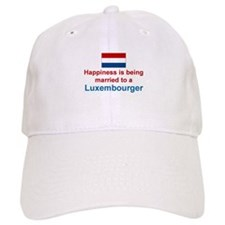 Luxembourg-Married Baseball Cap