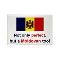 Moldovan-Perfect Rectangle Magnet