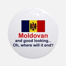 Moldovan-Good Lkg Keepsake Ornament