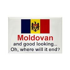 Moldovan-Good Lkg Rectangle Magnet