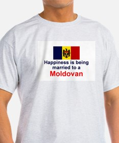 Moldovan-Married T-Shirt