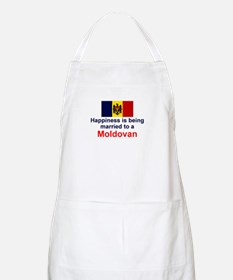Moldovan-Married BBQ Apron