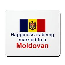 Moldovan-Married Mousepad
