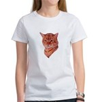 Bengal Tabby Cat Women's T-Shirt