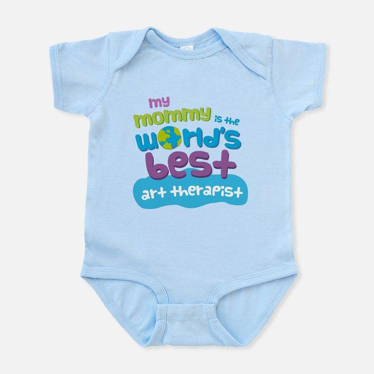 Art Therapist Gift for Kids Infant Bodysuit