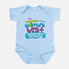 Assistant Principal Gift for Kids Infant Bodysuit