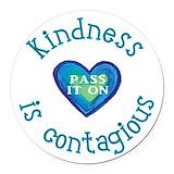 Kindness Car Magnets