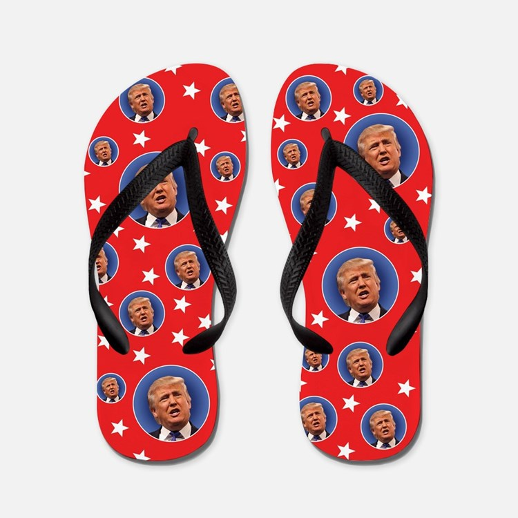 The Many Faces Of Donald Trump Flip Flops