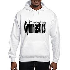 Live Love Breathe Gymnastics Hoodie