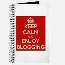 Cute Blogging Journal