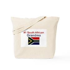 S Africa-#1 Grandma Tote Bag