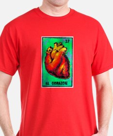 El Corazon T-Shirt