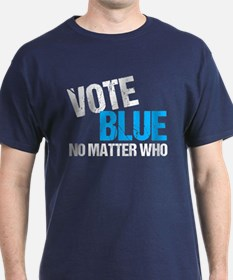 Vote Blue Democrat T-Shirt