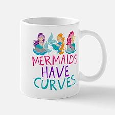Curvy Mermaid Mug