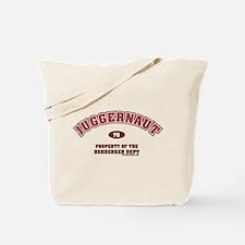 Juggernaut Tote Bag