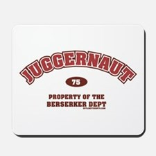 Juggernaut Mousepad