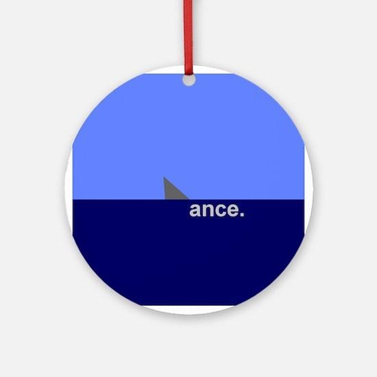 Finance 3 Ornament (Round)