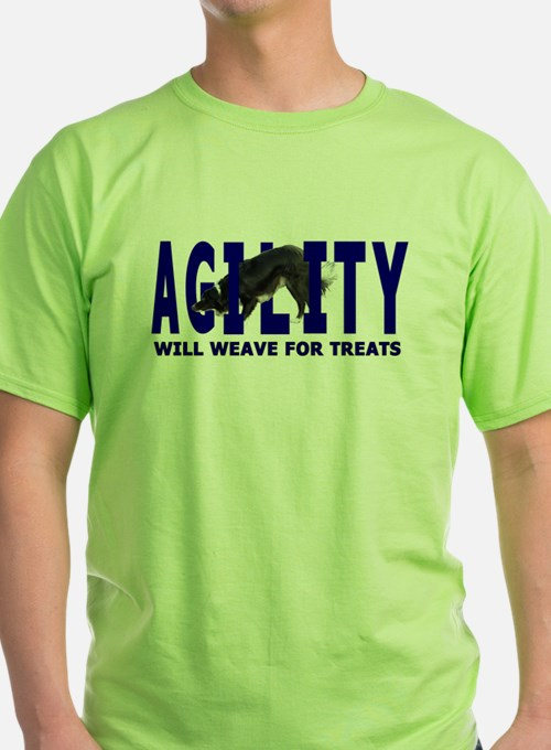 AGILITY: Will weave T-Shirt