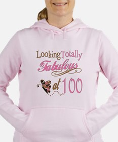 Cute 100 year Women's Hooded Sweatshirt