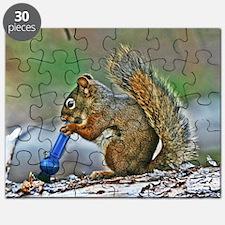 Unique Squirrel funny Puzzle