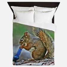 Cool Photography funny Queen Duvet