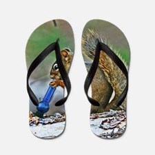 Funny Cannabis Flip Flops