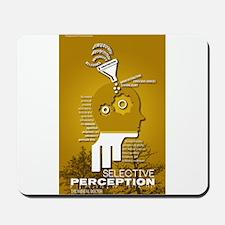 Selective Perception Mousepad