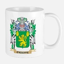 O'Keeffe Coat of Arms - Family Crest Mugs