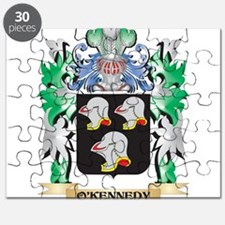 O'Kennedy Coat of Arms - Family Crest Puzzle