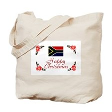 S Africa-Christmas Tote Bag
