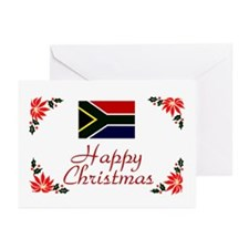S Africa-Christmas Greeting Cards (Pk of 10)